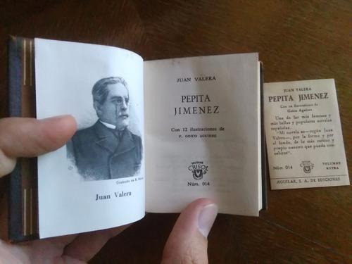 juan valera - pepita jiménez. aguilar, colección crisol 1959