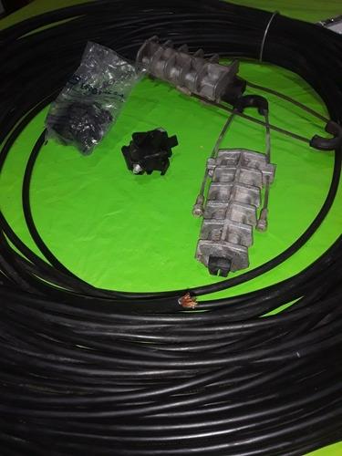 juan venta d cable concentricos 2x6 y 2x4 y 4x16 3x95+50