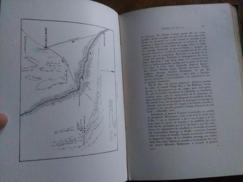 juan w. gez - historia de la provincia de san luis, ii. 1916