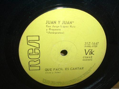 juan y juan balada para un gordo simple argentino