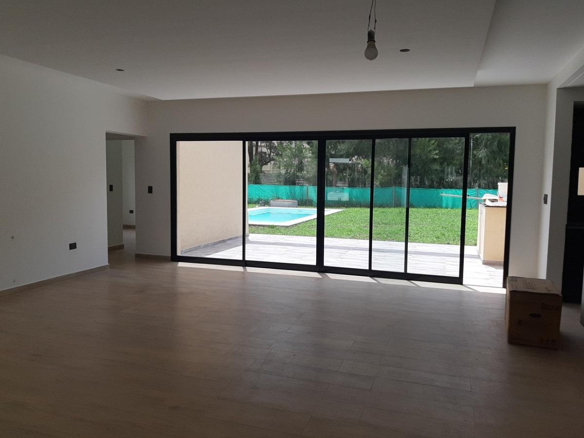 juana de arco 6000 santa juana venta de casa con piscina
