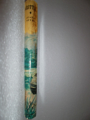 juana spyri - grittli 1971 - col. robin hood
