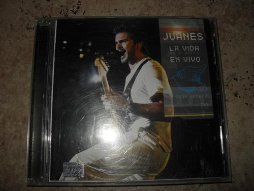 juanes - la vida es un ratico en vivo (2 cds)