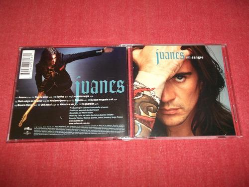 juanes - mi sangre cd nac ed 2004 mdisk