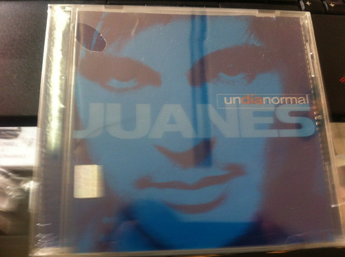 juanes - un dia normal  cd nuevo