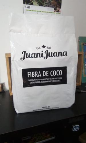 juanijuana ladrillo fibra de coco [5kg]