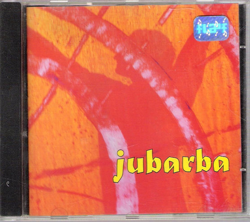 jubarba cd original novo