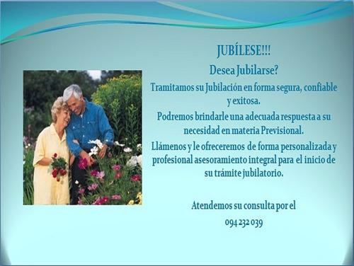 jubilacion