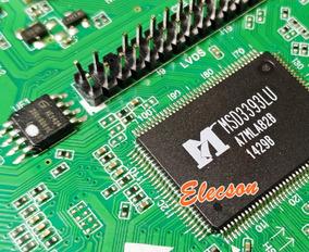 Juc7 820 Ms3391 Ms3393 Memoria Lcd Eeprom Firmware
