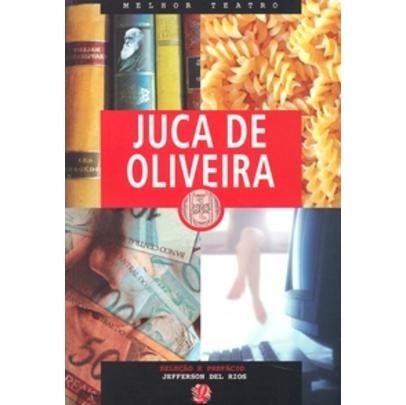 juca de oliveira - col. melhor teatro