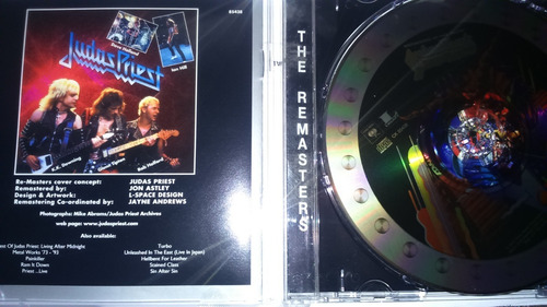 judas priest - defenders of the faith cd