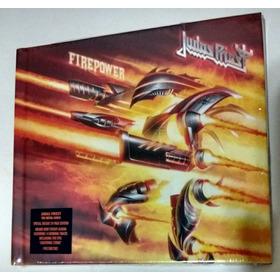 Judas Priest-firepower (hardcover Cd)