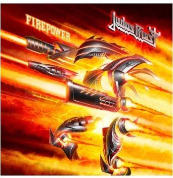 judas priest - firepower  (cd)