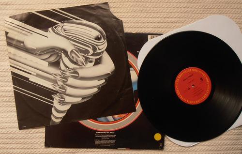 judas priest - turbo (1ra. edición u s a 1986)