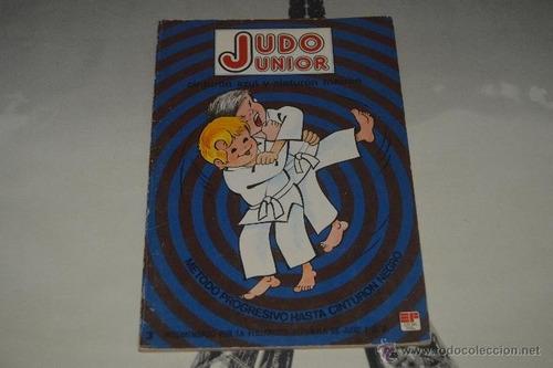 judo junior - víctor m. gaspar