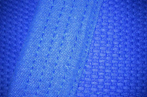 judogi shiai tramado pesado azul talles 0 a 3 uniforme judo