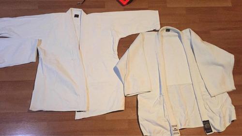 judogui (chaquetas), tallas 120 a 150