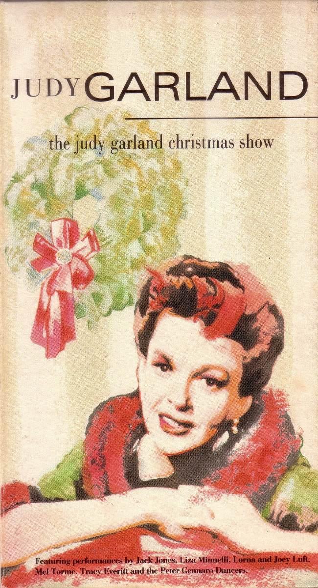 Judy Garland The Christmas Show Liza Minnelli Mel Torme - $ 299,99 ...