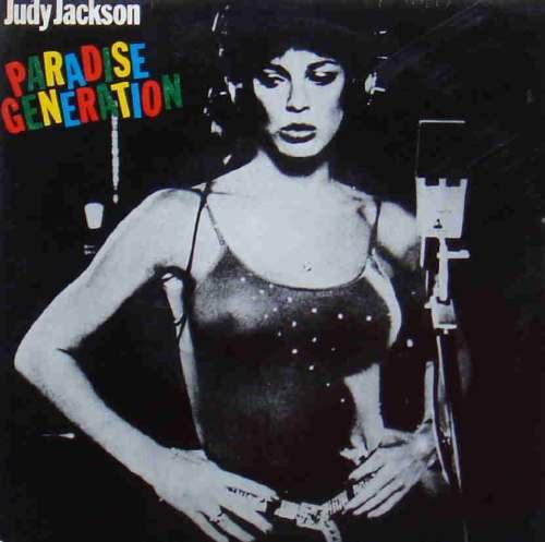 judy jackson compacto vinil paradise generation 1982 stereo