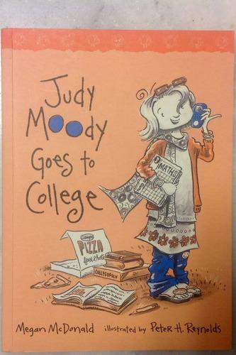 judy moody goes to college. megan mcdonald