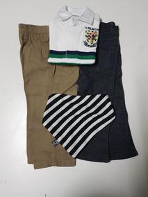 352c36e835 Juego 2 Pantalones   Playera   Pañoleta  la Segunda Bazar