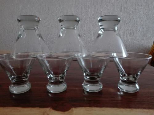 juego 24 vasos whisky diseño unico ( envio gratis)