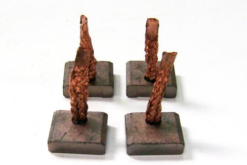 juego 4 carbones arranque chevrolet cheyenne pg-260