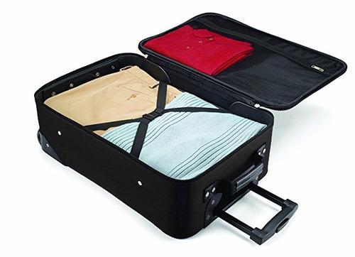 juego 4 maletas american t samsonite set viaje at tour