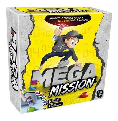 juego 5 postas de carrera mega mission babymovil