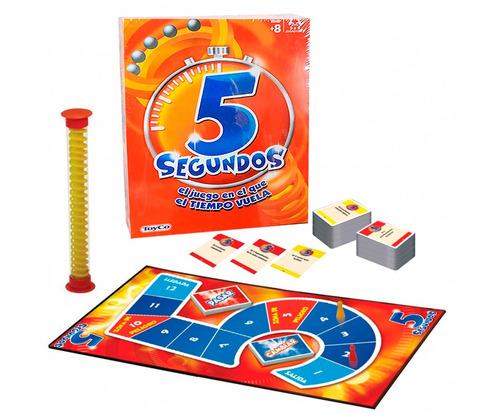 juego 5 segundos toyco
