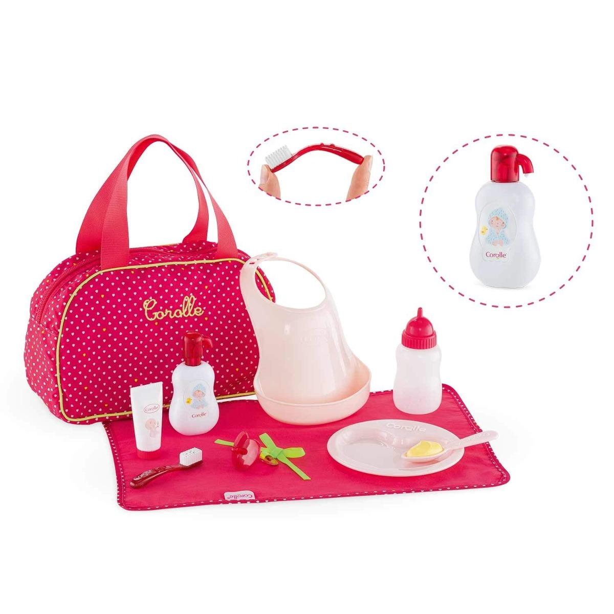 Juego De Accesorios Para Bebé Corolle Mon Classique Cherry -   231.777 en  Mercado Libre 2a0c2cd1421