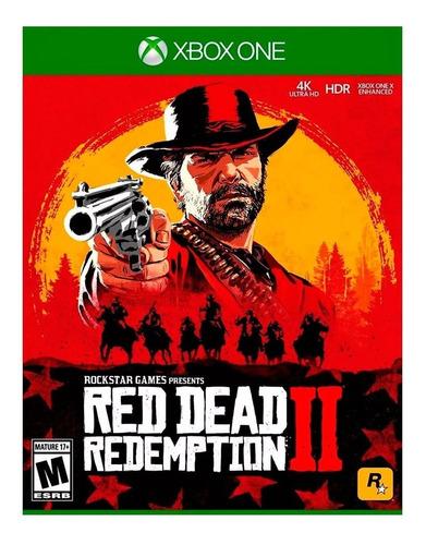 juego acción red dead redemption 2 xbox one ibushak gaming