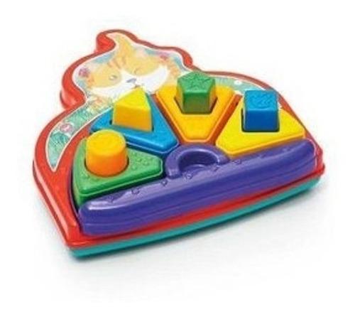 juego actividades de encastre enseña divierte a tu bebe