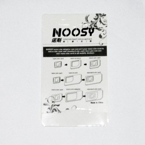 juego adaptadores sim card nano sim, micro sim y llave (3)