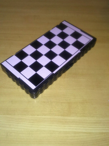 juego ajedrez imantado 21cm*21cm.