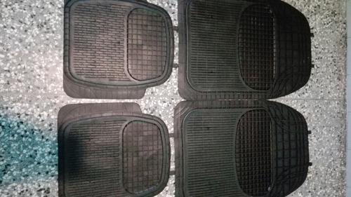 juego alfombras auto goodyear
