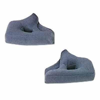 juego almohadillas p/mejilla bell rs-1 gris xl 2xl 40mm