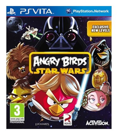 juego angry birds: star wars psvita - tecsys
