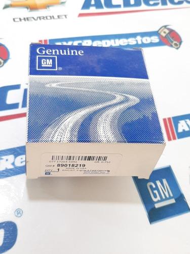 juego anillos chevrolet colorado 3.7l h3 hummer gm original