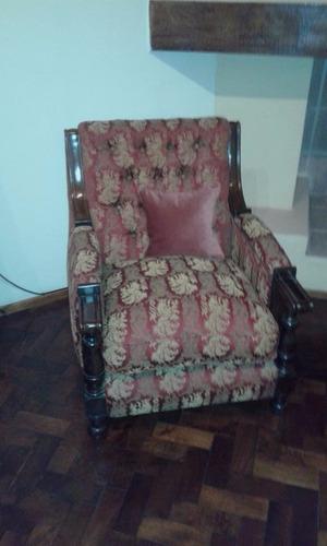 juego antiguo sillones