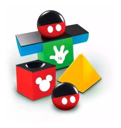juego apilable de mickey c/ sonido disney bimbi diverti toys