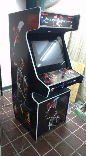 juego arcade maquina video