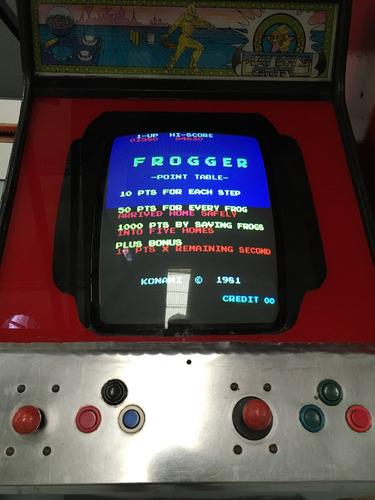 juego arcade video