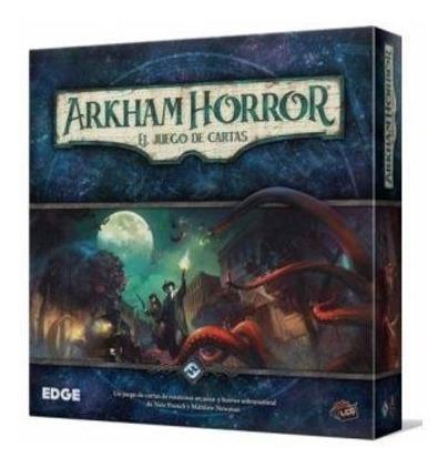 juego arkham horror lcg en español / diverti