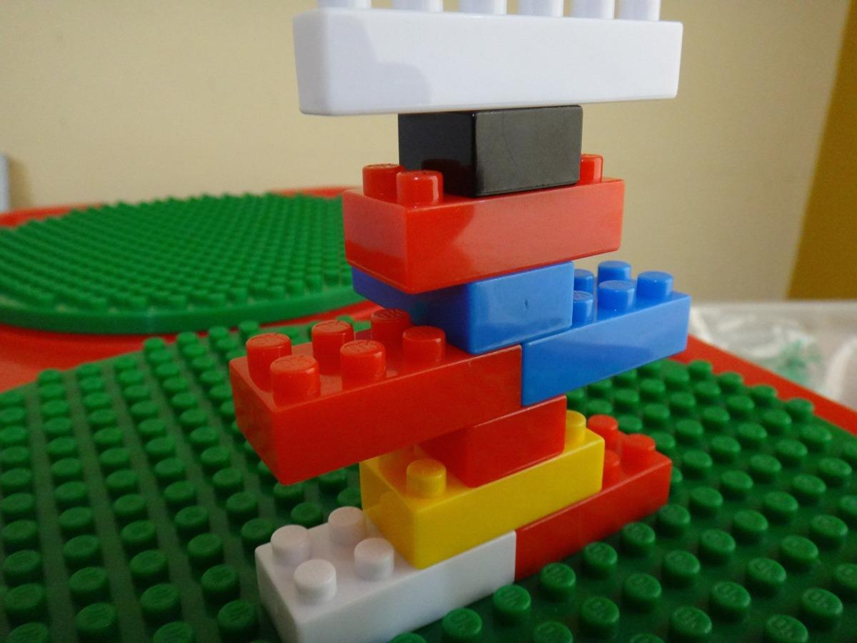 Juego armable en bloques antes playgo 1800 piezas s 210 - Piezas lego gigantes ...