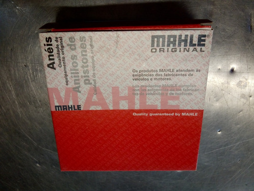 juego aros hidraulico mahle ford taunus 2,3 sierra 2,3