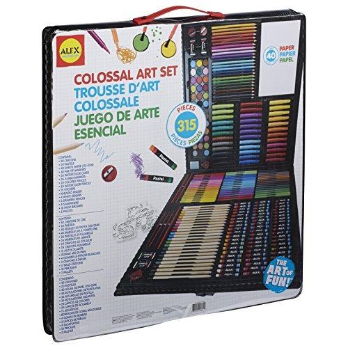 juego arte colosal alex juguete artist estudio