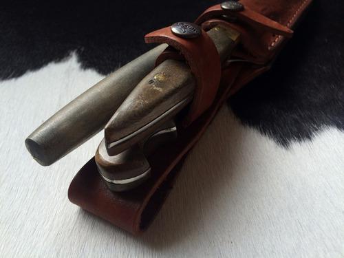 juego asador mission triple 0821 hoja 16 cm