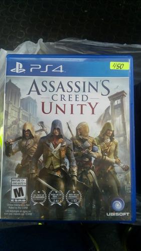 juego assassings creed unity