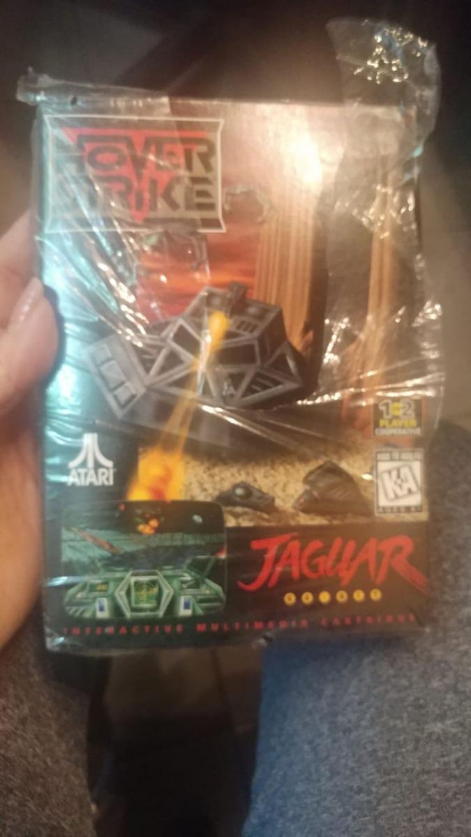 Juego Atari Jaguar Hover Strike Consolasdejuegos 4 899 00 En